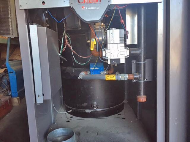 Boilers: Lochinvar CREST Model FBN-3000 Commerical Condensing Boiler